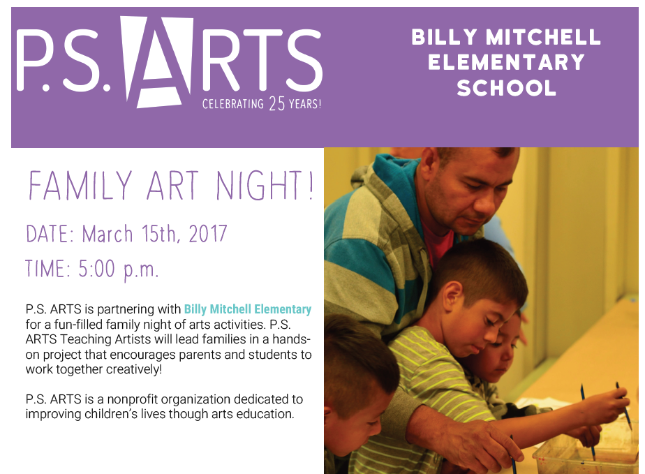 ps arts night