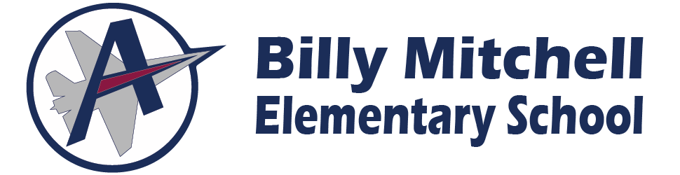 Billy Mitchell Elementary  Logo